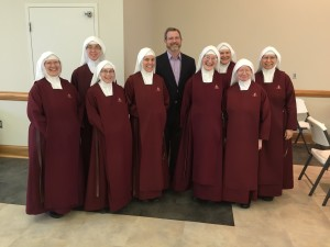 The Handmaids of the Precious Blood with Jeff Cavins